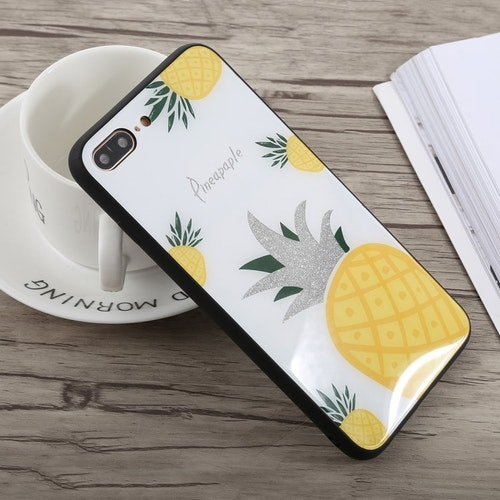 Ananas skal för iPhone 7/8 plus