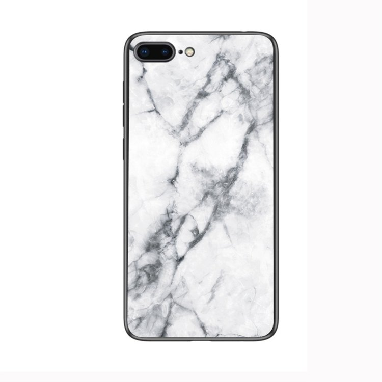 Marmor skal för iPhone 7/8 plus
