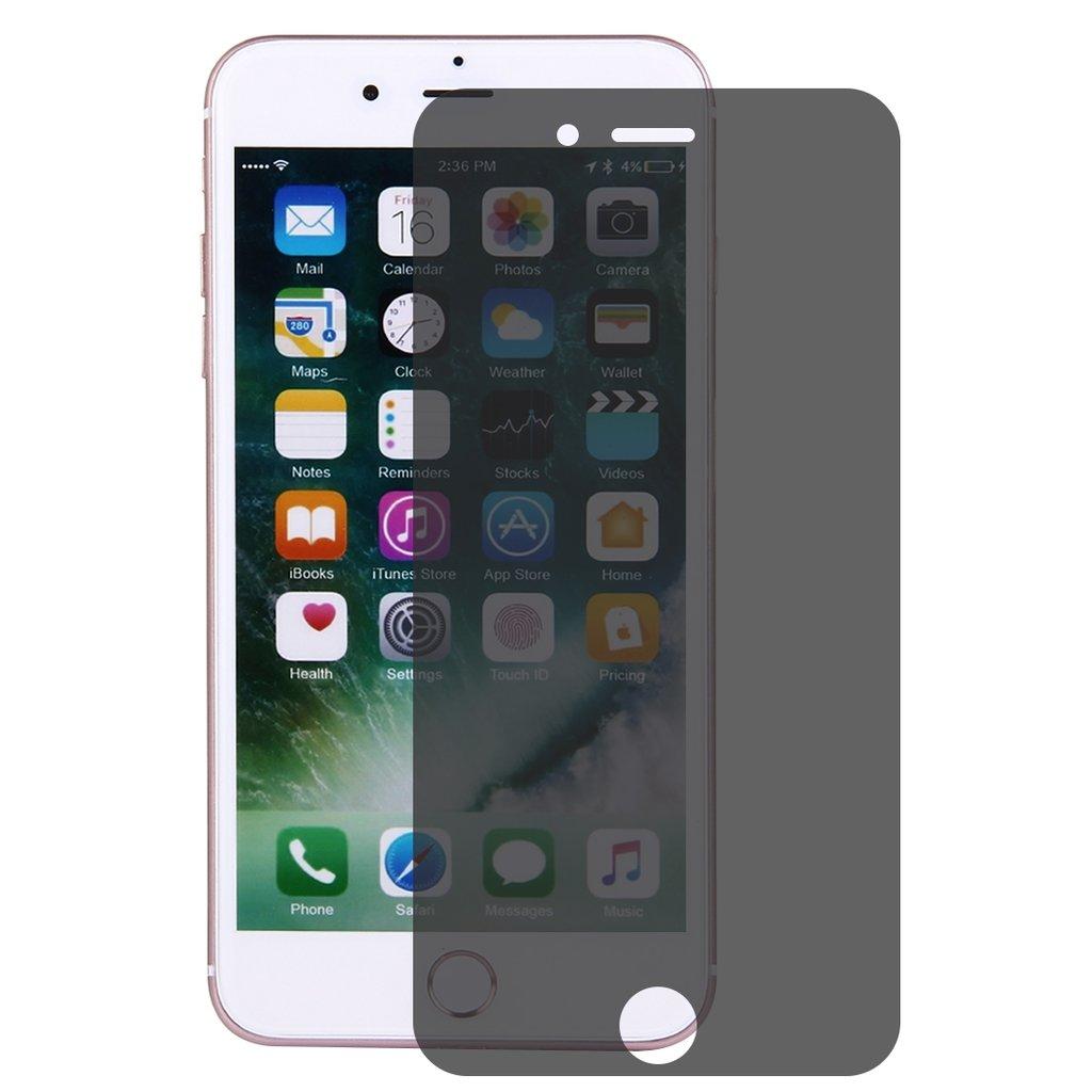 iPhone 7/8 - Insynsskyddad - Härdat glas skärmskydd
