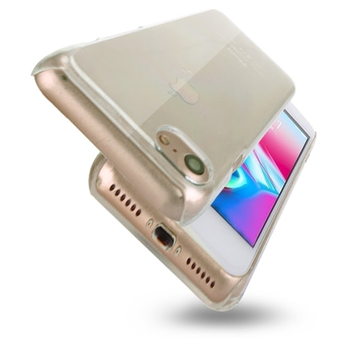 Crystal Case- Tåligt skal- iPhone 7/8