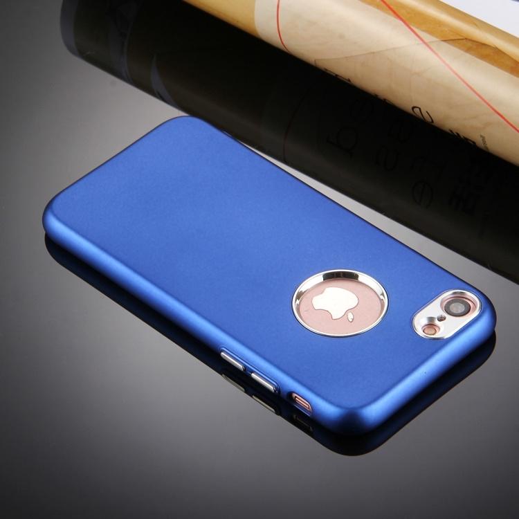 TPU skal med kameraskydd för iPhone 7/8