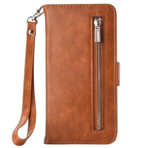 Plånbok med ytterfack & magnetskal- iPhone 7/8