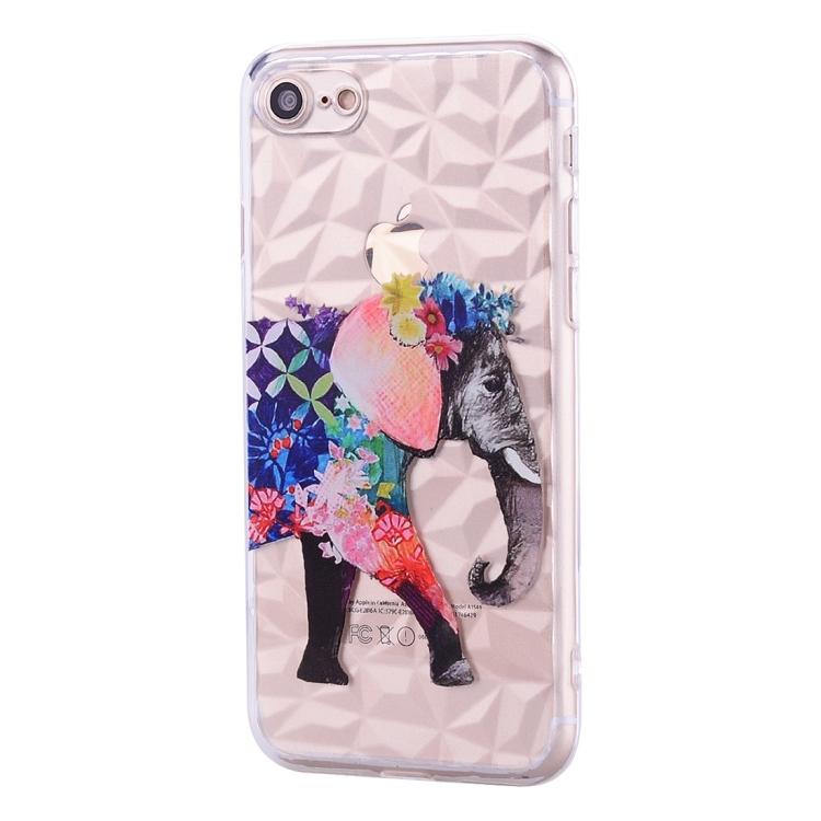 Elefant -skal till iPhone 7/8