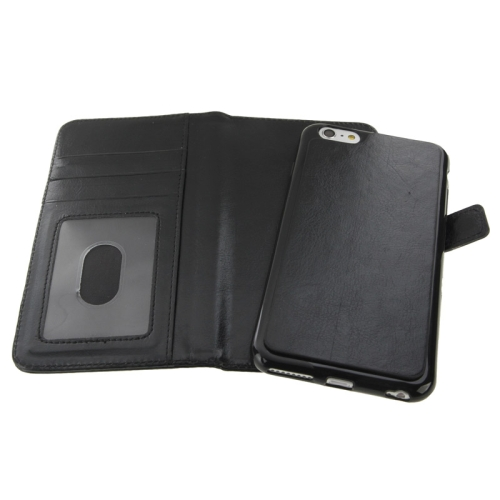 iPhone 6 Plus - Magnetskal & Plånbok med ytterfack