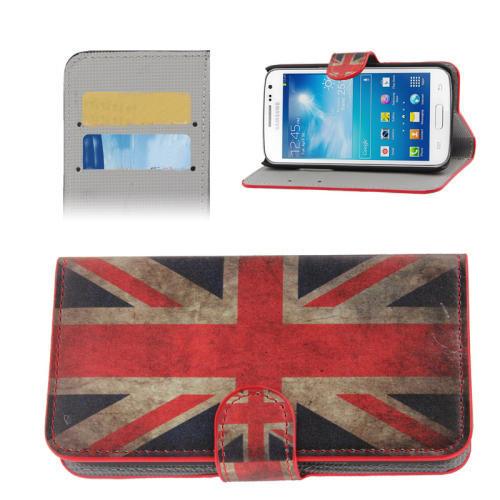 Retro Union Jack - Mobilfodral till Samsung Galaxy Express 2