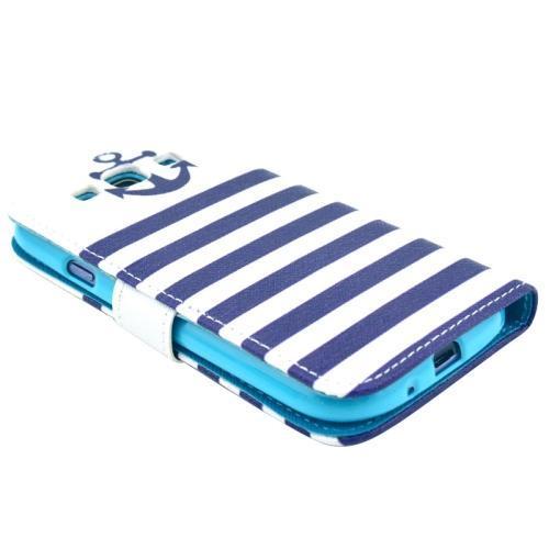 Ankare - Plånbok till Samsung Galaxy S3