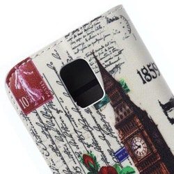 Big Ben - Plånbok till Samsung Galaxy S5 mini
