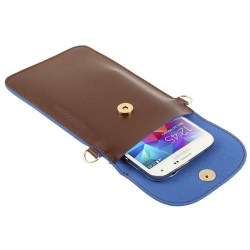 Axelremsväska till mobiler som iPhone 6 plus, Samsung Note 4