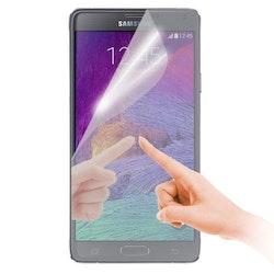 Skyddsfilm med spegeleffekt till Samsung Galaxy Note 4