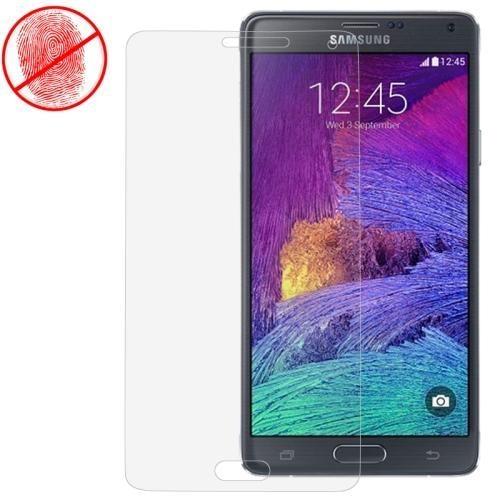 Skärmskydd / displayfilm till Samsung Galaxy Note 4