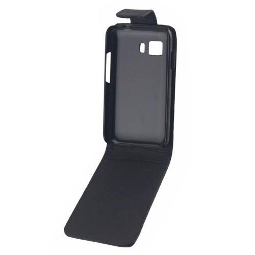 Vertikalt flip fodral till Samsung Galaxy Young 2