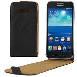 Fodral med magnetlåsning till Samsung Galaxy Core Advance