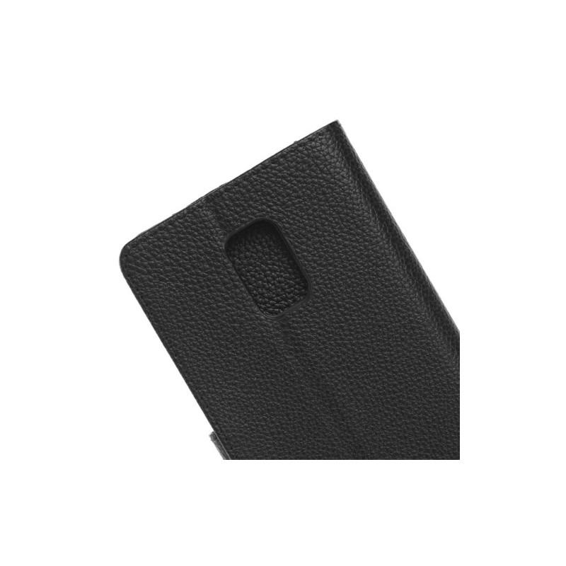 Plånbok med magnetlåsning till Samsung Galaxy Note Edge