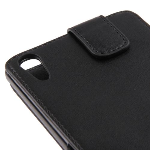 Vertikalt flipfodral till Sony Xperia T3 (M50W)