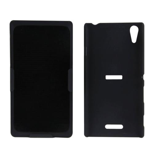 2i1 Mobilskal med bältesclip till SONY Xperia T3