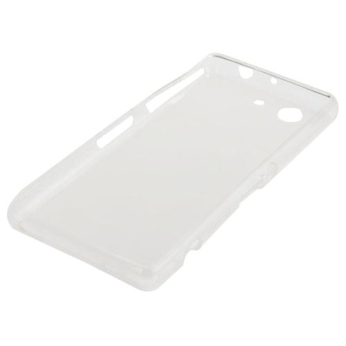 Transparent gummi skal till Sony Xperia Z3 Compact