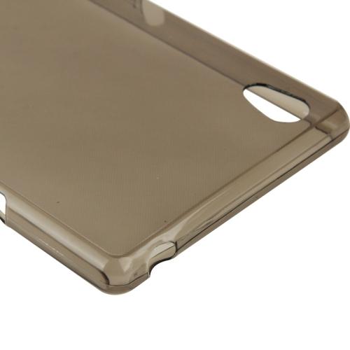 Transparent gummi skal till Sony Xperia Z1