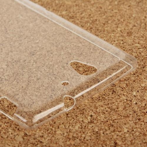 Transparent gummi skal till Sony Xperia C3