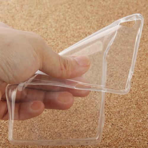 Transparent gummi skal till Sony Xperia Z3