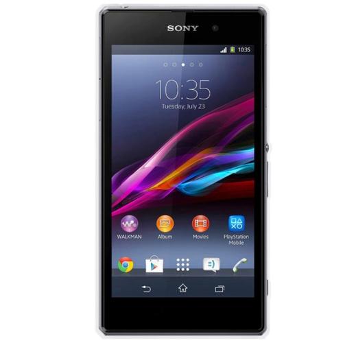 Sony Xperia A2 - Greppvänligt gummi skal