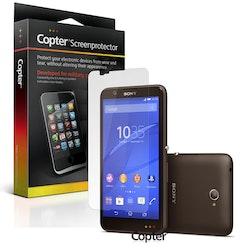 Copter Screenprotector - Skärmskydd för Sony Xperia E4
