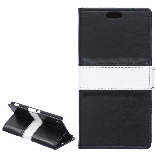 Stripe - Plånbok med stöd till Sony Xperia Z3+