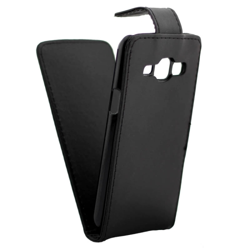 Flipp fodral med magnetlås för Samsung Galaxy J1