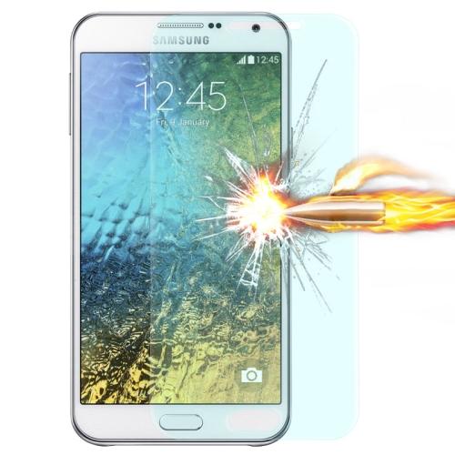 Härdat glas skärmskydd för Samsung Galaxy E7