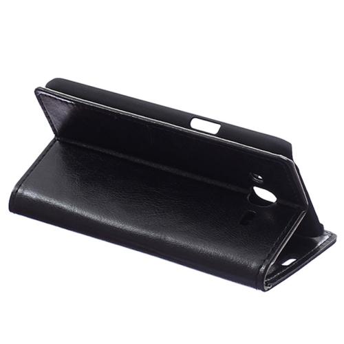 Plånbok med magnetlås för Samsung Galaxy J5