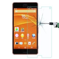 Härdat glas skärmskydd för Sony Xperia Z4 Compact