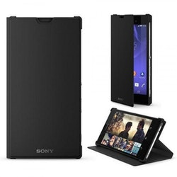 SONY Xperia T3 Style Cover Stand, Auto Wake/Sleep