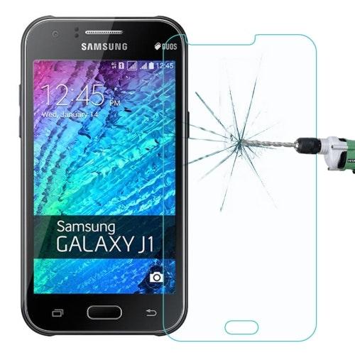 Härdat glasskydd för Samsung Galaxy J1 /J100