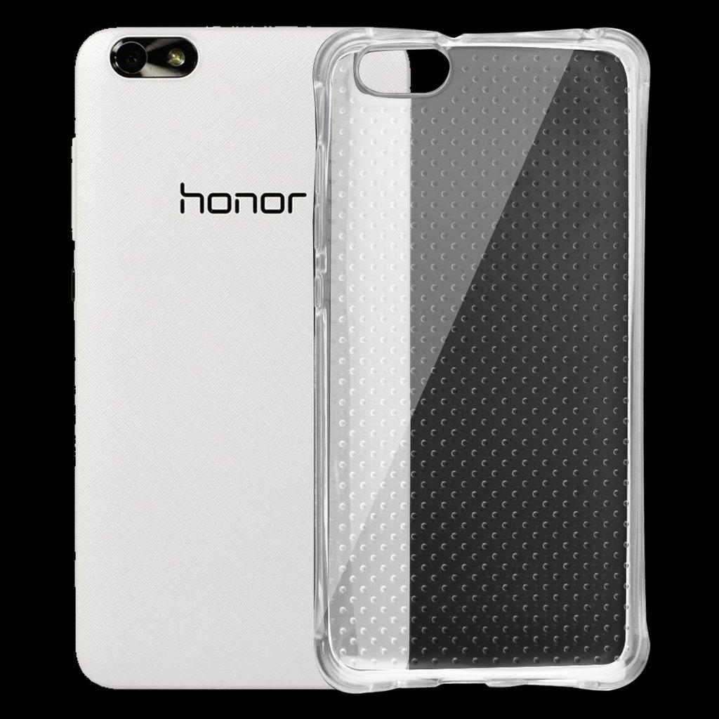 Skyddande skal i förstärkt TPU för Huawei Honor 4X
