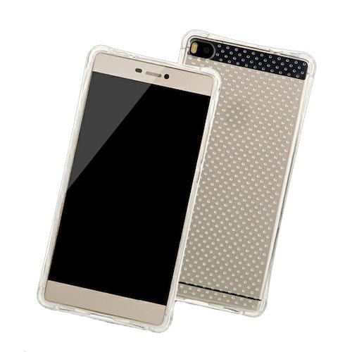 Huawei P8 Lite - Skyddande skal i förstärkt TPU