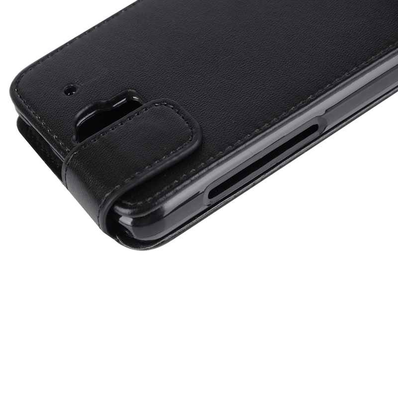 Vertikalt Flippfodral för Huawei Y360