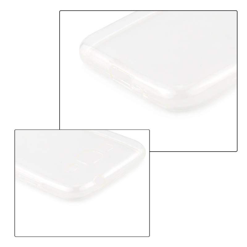 Transparent TPU-skal för Samsung Galaxy Core Prime