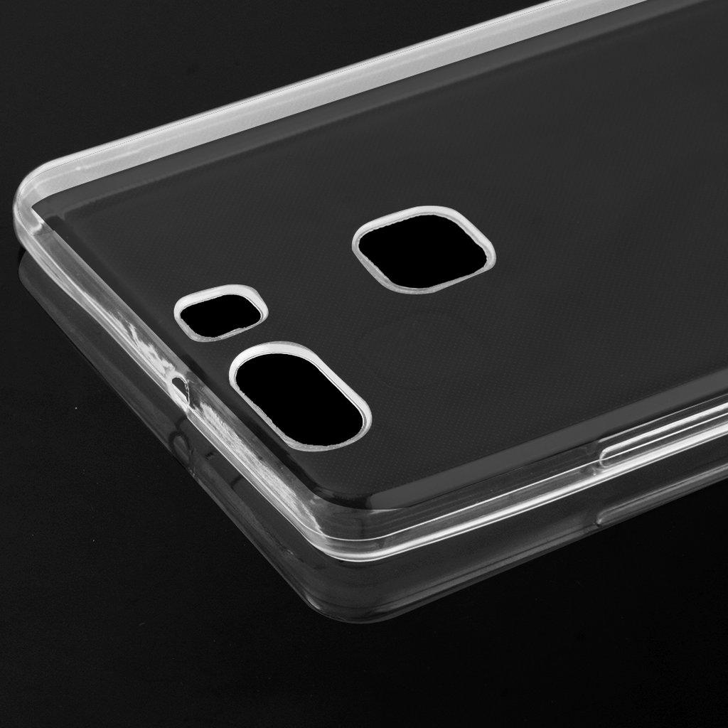 Transparent TPU-skydd för Huawei P9 Plus