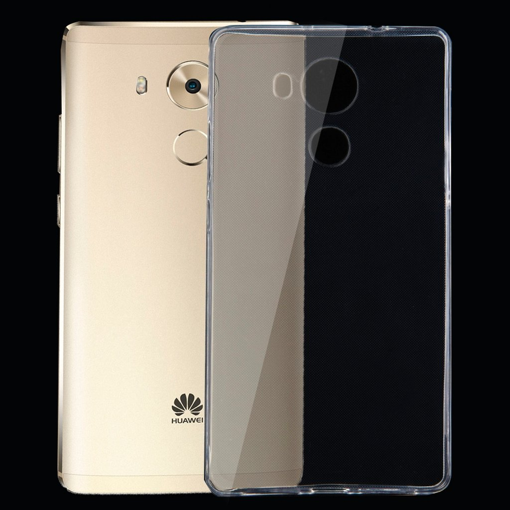 Transparent TPU-skydd för Huawei Mate 8