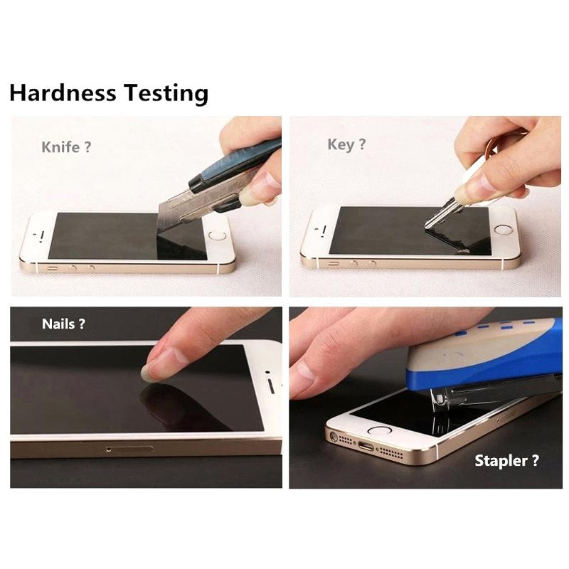 Härdat glas skärmskydd för Samsung Galaxy Core Prime
