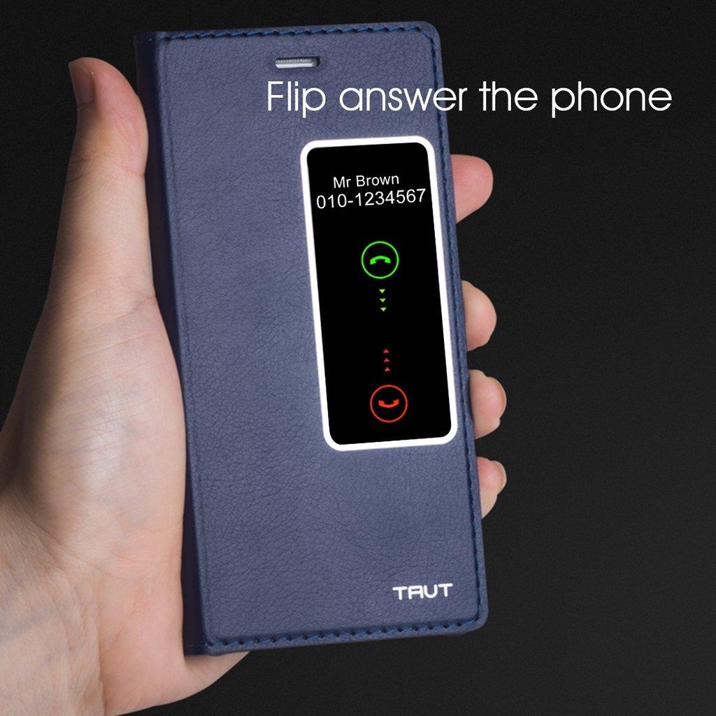 Fodral med vakna/vila funktion för Huawei P9