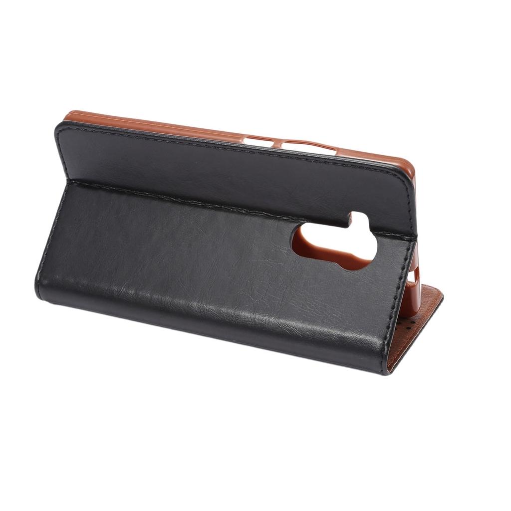 Plånbok av PU-läder & TPU-skydd för Huawei Mate 8