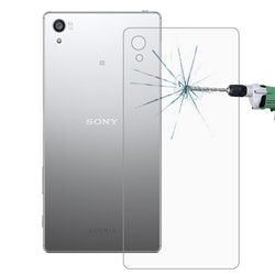 Härdatglas till baksidan Sony Xperia Z5 Premium / Plus