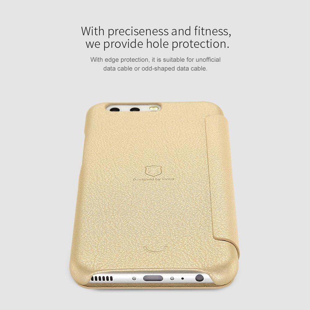 Slimmat fodral med kortficka för Huawei P10