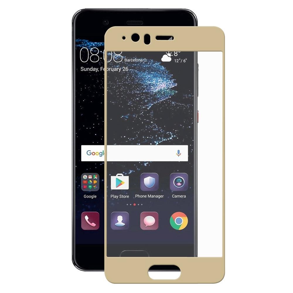 Huawei P10 Plus - (Full-fit) Premium Glas Skärmskydd