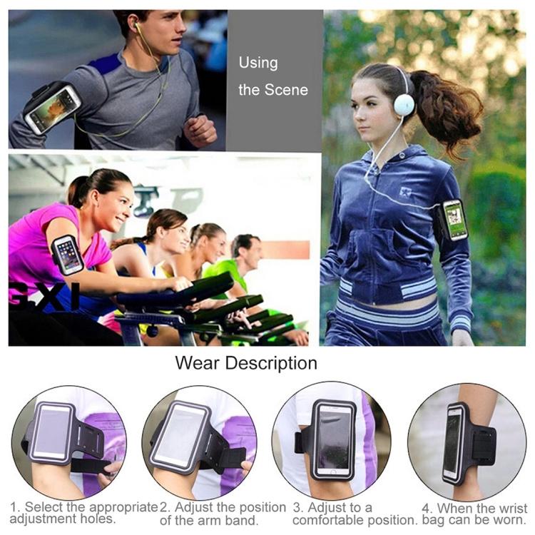 Sportarmband- iPhone 6/7/8 plus