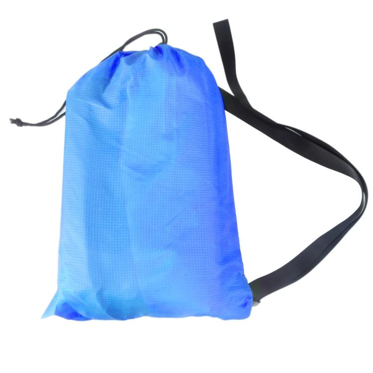 Uppblåsbar hängmatta/strandsäng/luftmadrass