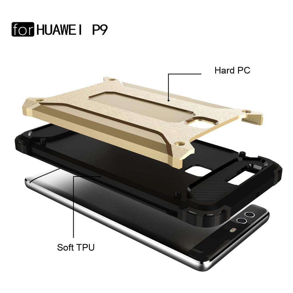 Stöttåligt skal för Huawei P9