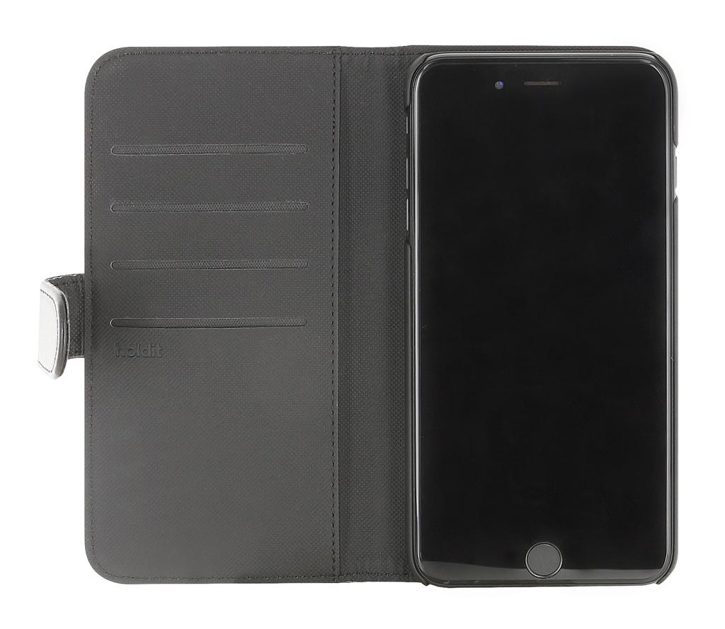 Holdit- Plånbok med magnetskal- iPhone 7/8 Plus
