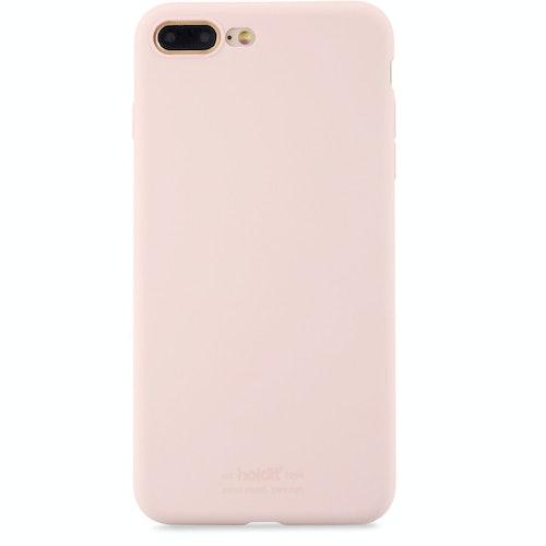 Holdit- MOBILSKAL SILIKON BLUSH PINK- iPhone 7/8 Plus