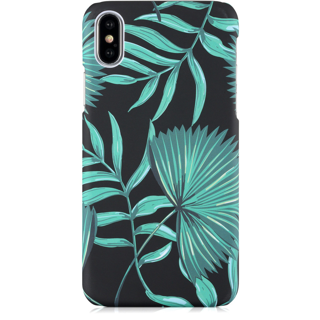 Holdit- iPhone X -Green Leaf